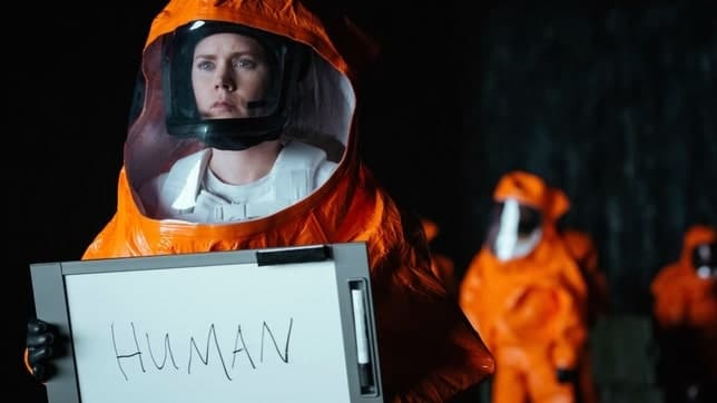Science Fiction Movie - Arrival