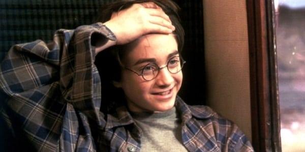 Harry Potter Scar Visual Metaphor