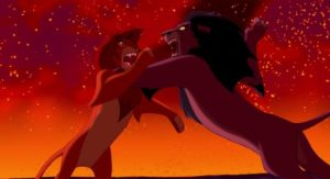 The Lion King Story Structure Climax