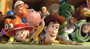 'Toy Story' Story Structure