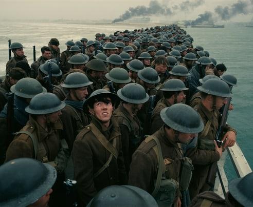 Dunkirk-Modern-War-Film