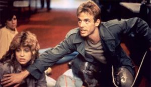 THE TERMINATOR SARAH CONNOR AND KYLE REESE