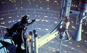 Write a Scene - 'I am your father'