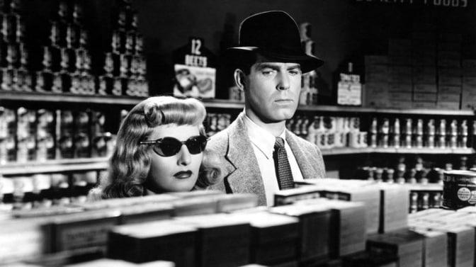 Film Noir - Double Indemnity