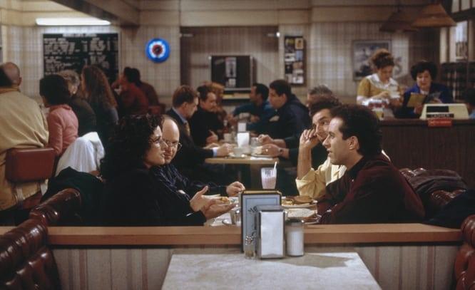 Write a Sitcom - Seinfeld