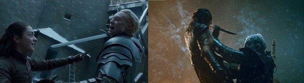 Game of Thrones, Arya Stark, Valyrian Steel Dagger