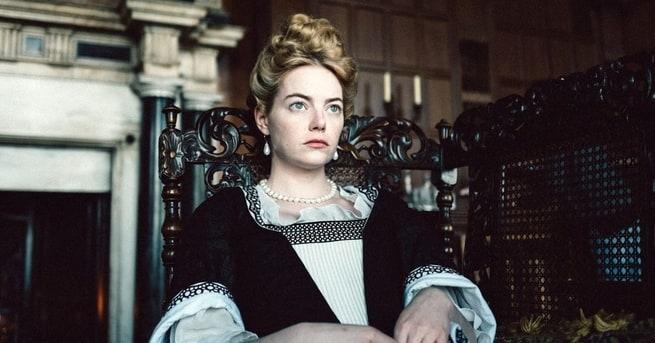 The Favourite - Abigail - Film Noir