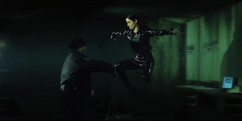 The Matrix - Trinity