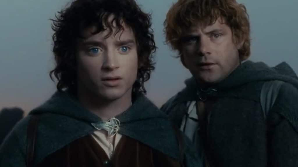 Lord of the Rings Cliffhanger