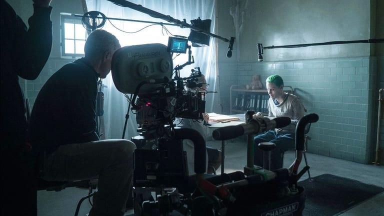 Suicide Squad - On Set