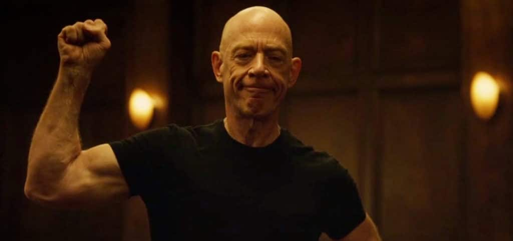 'Not Quite My Tempo' - Fist Clenched, Whiplash Scene