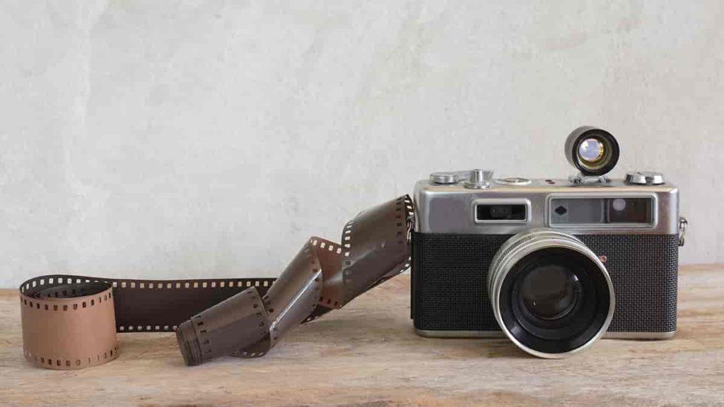 Filmmaking Camera