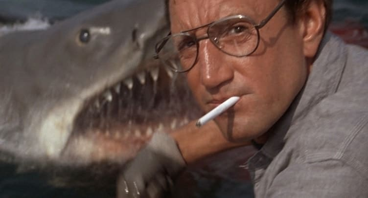 Jaws - External Conflict Example