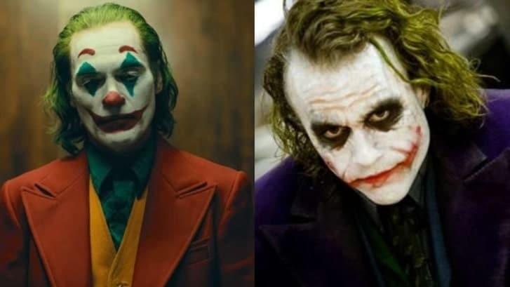 The Jokers' Character Development