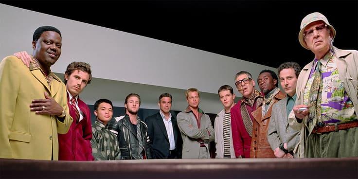 Ocean's Eleven Team