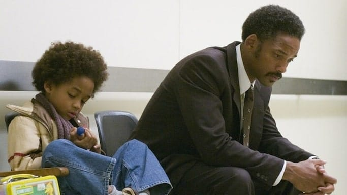 Pursuit of Happyness Character Arc
