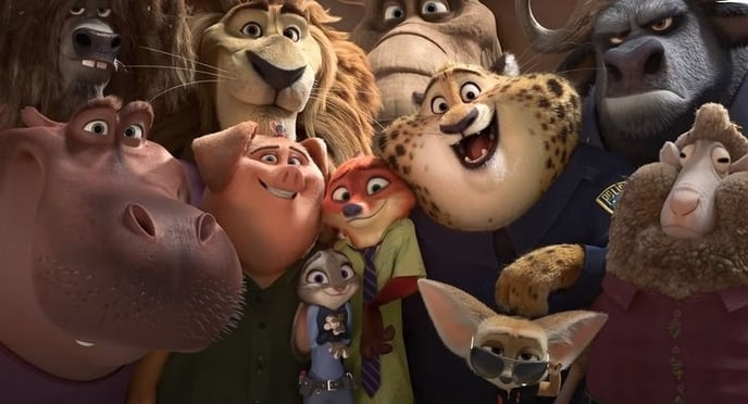 Zootopia - Wide Audience