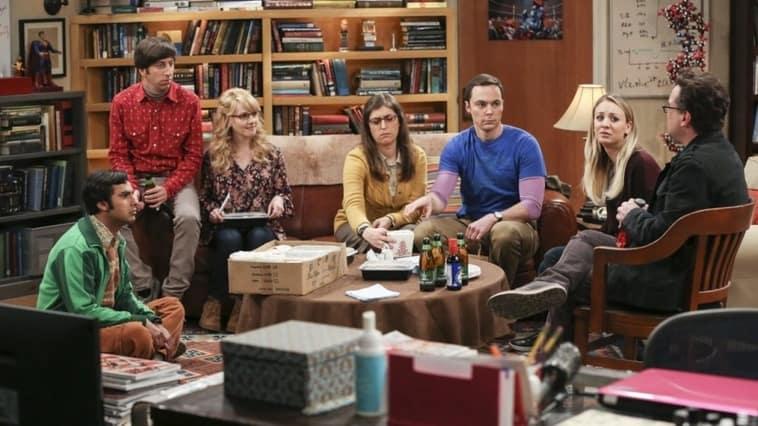 Big Bang Theory Multi-Camera Sitcom
