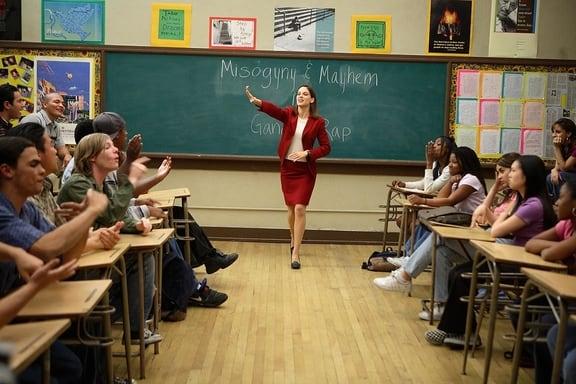 Film Networking Classroom