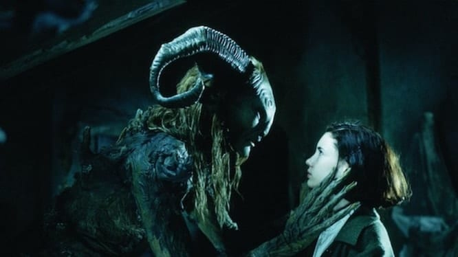 Pan's Labyrinth Fantasy Genre