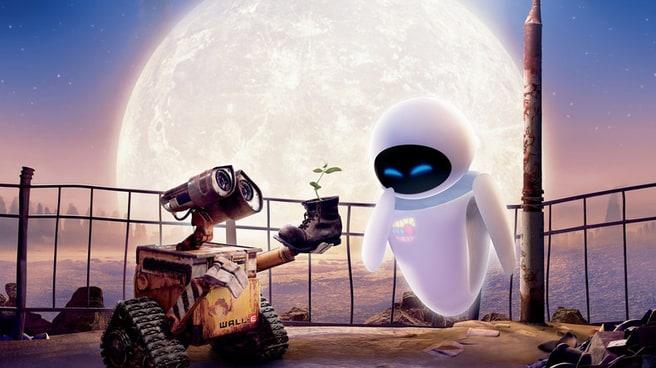 Wall-E Visual Storytelling