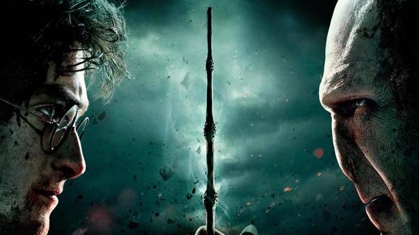 Creating characters: Harry vs Voldemort