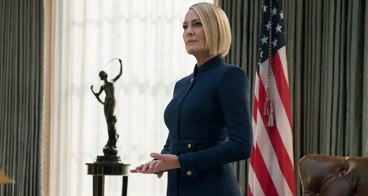 House of Cards Political Thriller