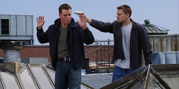 dual protagonists: the departed