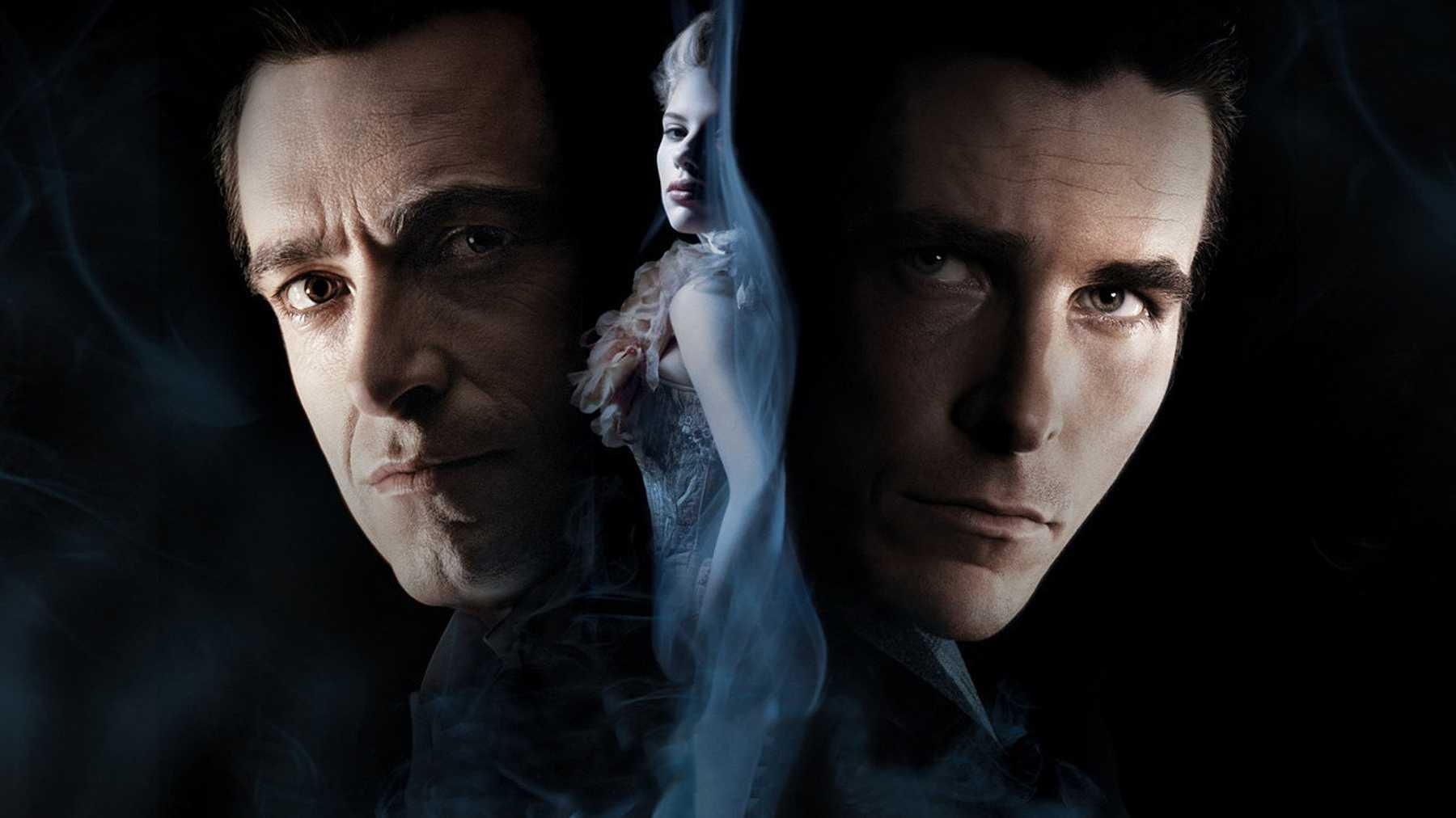 The Prestige - Dual Protagonists