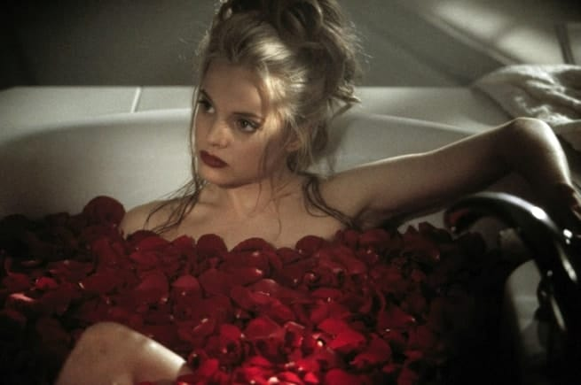 American Beauty Dream Sequence