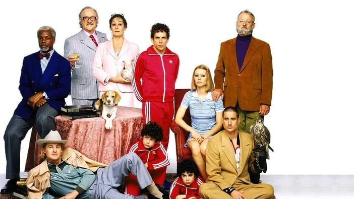 Royal Tenenbaums Cast