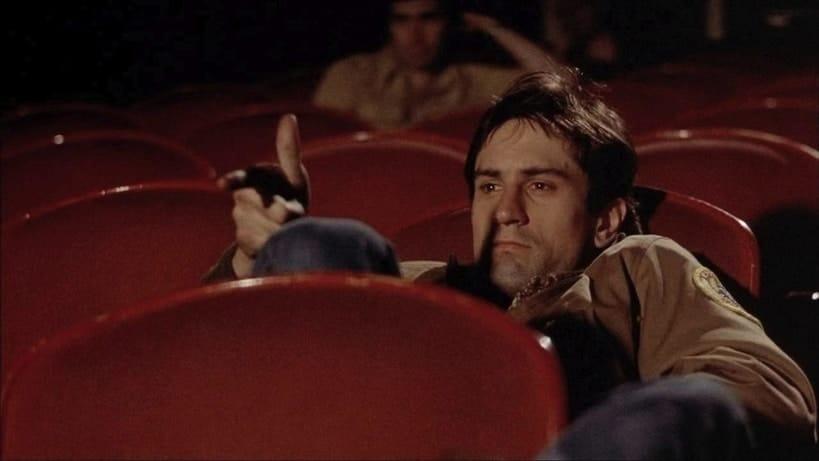 Travis Bickle Taxi Driver Cinema