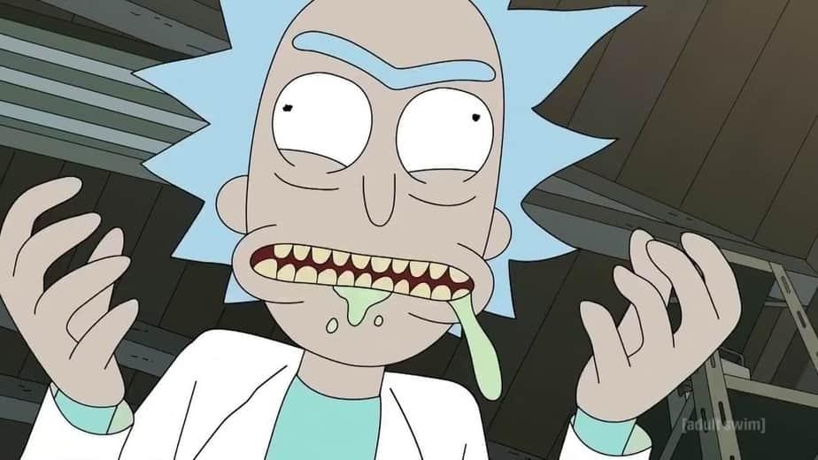 Antihero Rick
