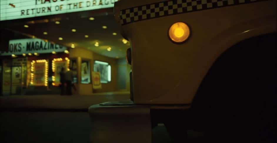 Taxi Driver Taxi