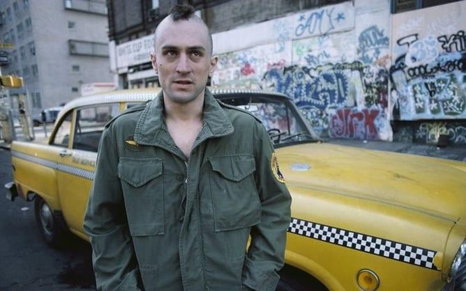 Taxi Driver Travis Bickle