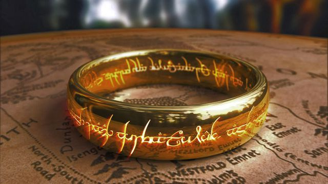 One Ring Symbolism Example