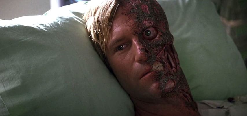Two-Face, the Dark Knight