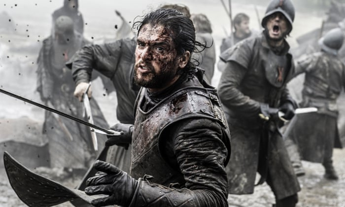 Jon Snow Final Battle