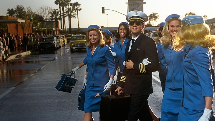 Catch Me if You Can Movie Memoir