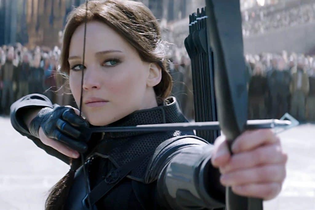 Katniss Everdeen Dystopian Movie