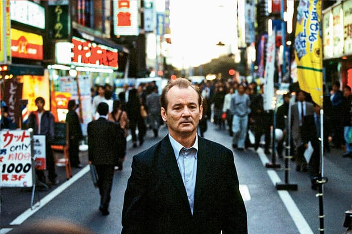 Lost in Translation Tokyo Setting