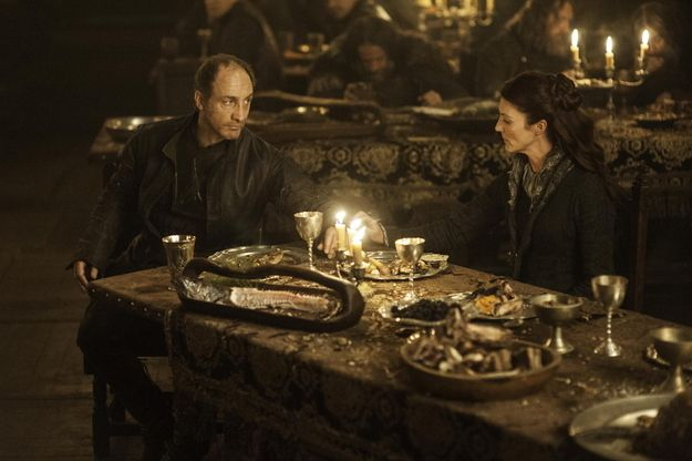 The Red Wedding Catelyn Stark