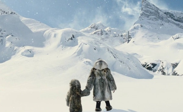 Writing Dystopia Snowpiercer, Dystopian Movie