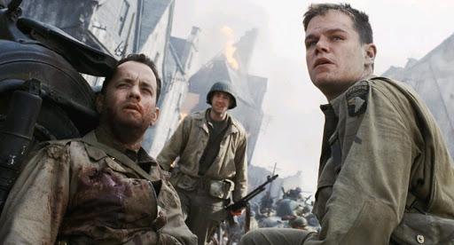 Saving Private Ryan - Ryan and Miller