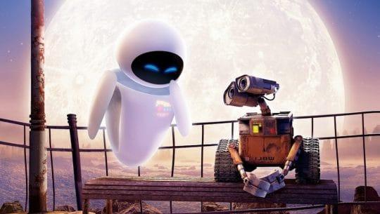 Wall-E Ai in movies