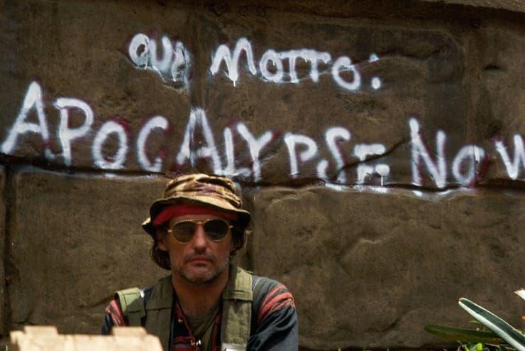Apocalypse Now Movie Title