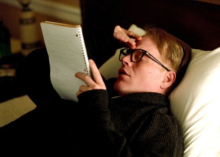Screenplay Research Capote Reading