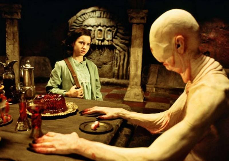 Pan's Labyrinth Fantasy Script