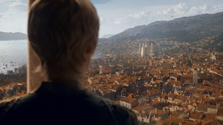 GOT King's Landing Setting