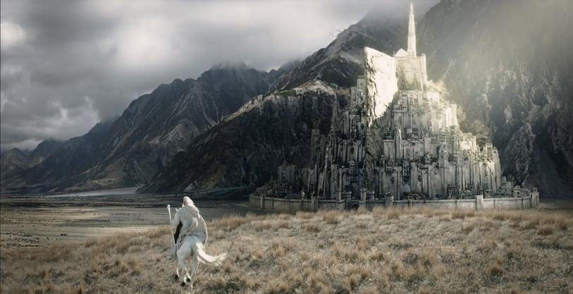 LOTR Fantasy World